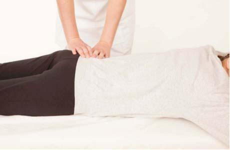 腰痛の緩和法について
